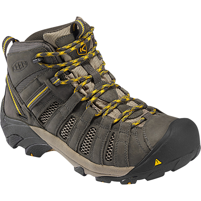 Hiking Boot Components