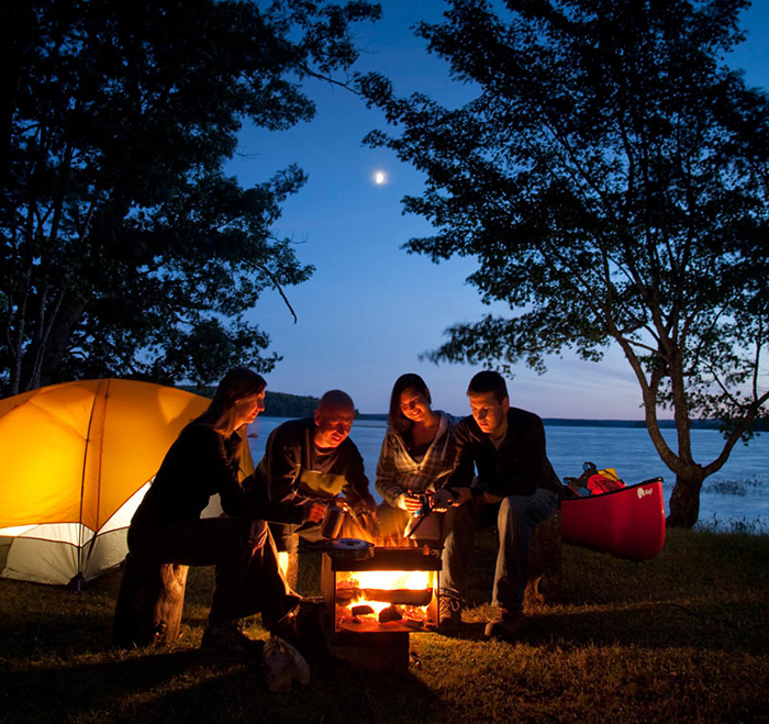 Camping trip guide